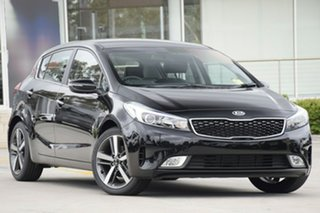 2019 Kia Cerato BD MY19 Sport+ Aurora Black Pearl 6 Speed Sports Automatic Hatchback.