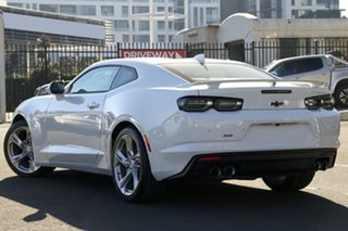 2019 Chevrolet Camaro MY19 2SS White 10 Speed Sports Automatic Coupe.