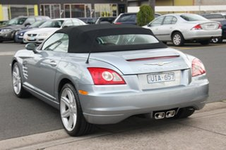 2005 Chrysler Crossfire ZH MY2005 Silver 5 Speed Sports Automatic Roadster