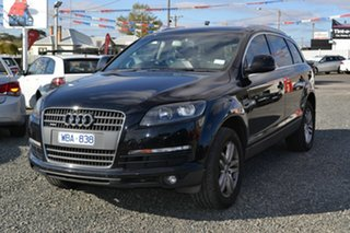 2007 Audi Q7 3.6 FSI Quattro Black 6 Speed Tiptronic Wagon.