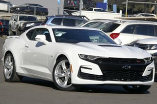 2019 Chevrolet Camaro MY19 2SS White 6 Speed Manual Coupe.