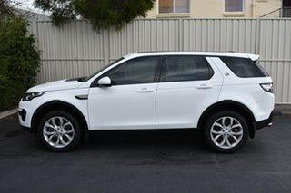 2016 Land Rover Discovery Sport L550 16.5MY Td4 HSE White 9 Speed Sports Automatic Wagon