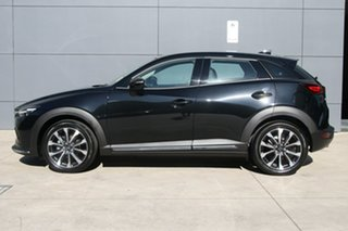 2020 Mazda CX-3 DK2W7A Akari SKYACTIV-Drive FWD Jet Black 6 Speed Sports Automatic Wagon