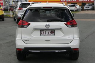 2018 Nissan X-Trail T32 Series II TL X-tronic 4WD Ivory Pearl 7 Speed Constant Variable Wagon