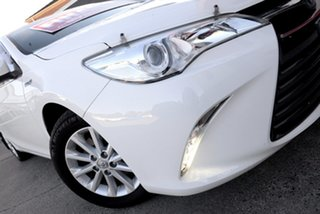 2015 Toyota Camry AVV50R Altise Diamond White 1 Speed Constant Variable Sedan Hybrid.