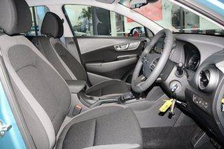 2019 Hyundai Kona OS.2 MY19 Active 2WD Ceramic Blue 6 Speed Sports Automatic Wagon