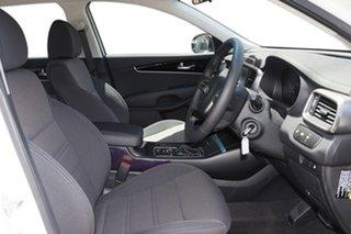 2018 Kia Sorento UM MY19 AO Edition Clear White 8 Speed Sports Automatic Wagon