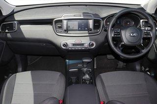 2018 Kia Sorento UM MY19 AO Edition Clear White 8 Speed Sports Automatic Wagon.