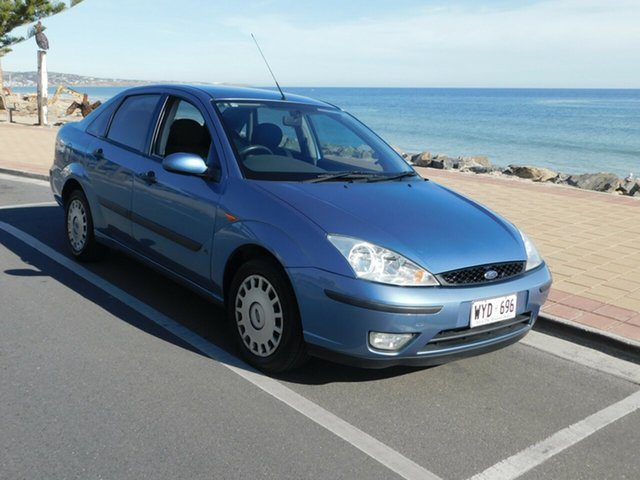 Used Ford Focus LR MY2003 CL, 2003 Ford Focus LR MY2003 CL 4 Speed Automatic Sedan