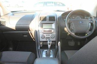 2010 Ford Territory SY MkII TX (RWD) Blue 4 Speed Auto Seq Sportshift Wagon