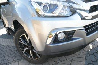 2020 Isuzu MU-X MY19 LS-T Rev-Tronic 4x2 Titanium Silver 6 Speed Sports Automatic Wagon.