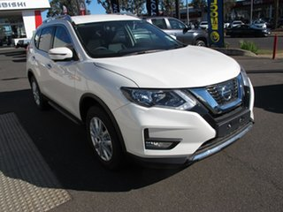 2019 Nissan X-Trail T32 Series 2 ST-L 7 Seat (2WD) Ivory Pearl Continuous Variable Wagon.