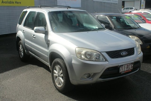 Used Ford Escape ZD MY10 , 2010 Ford Escape ZD MY10 Silver 4 Speed Automatic Wagon