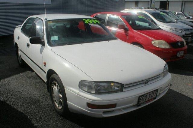 Used Toyota Camry SDV10 CSi, 1995 Toyota Camry SDV10 CSi White 4 Speed Automatic Sedan