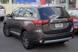 2016 Mitsubishi Outlander ZK MY16 LS 4WD Bronze 6 Speed Constant Variable Wagon.