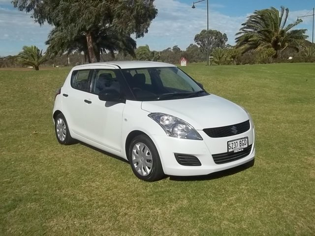 Used Suzuki Swift FZ GA, 2012 Suzuki Swift FZ GA 4 Speed Automatic Hatchback
