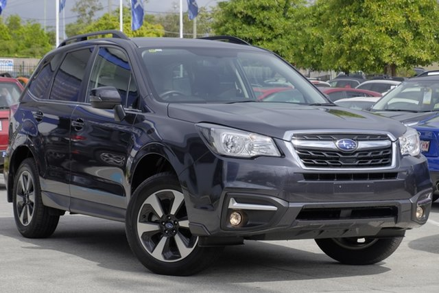 Used Subaru Forester S4 MY17 2.5i-L CVT AWD, 2016 Subaru Forester S4 MY17 2.5i-L CVT AWD Grey 6 Speed Constant Variable Wagon