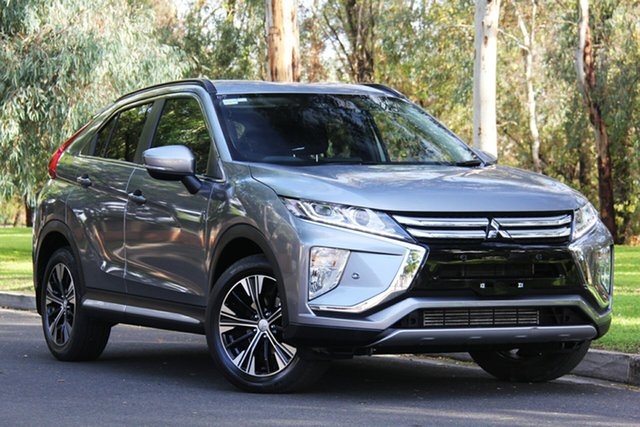 Used Mitsubishi Eclipse Cross YA MY18 LS 2WD, 2018 Mitsubishi Eclipse Cross YA MY18 LS 2WD Graphite 8 Speed Constant Variable Wagon