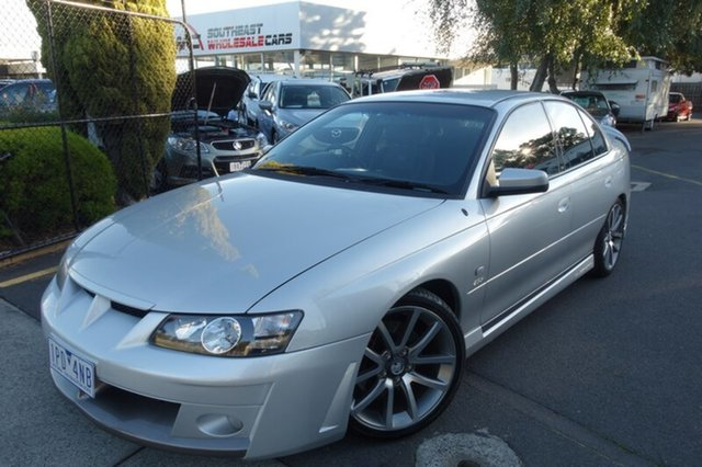 Used Holden Special Vehicles ClubSport Y Series 2 , 2004 Holden Special Vehicles ClubSport Y Series 2 Silver 6 Speed Manual Sedan