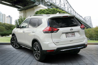 2018 Nissan X-Trail T32 Series II TL X-tronic 4WD Ivory Pearl 7 Speed Constant Variable Wagon.