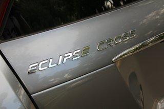 2018 Mitsubishi Eclipse Cross YA MY18 LS 2WD Graphite 8 Speed Constant Variable Wagon