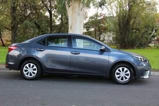 2016 Toyota Corolla ZRE172R Ascent S-CVT Charcoal 7 Speed Constant Variable Sedan