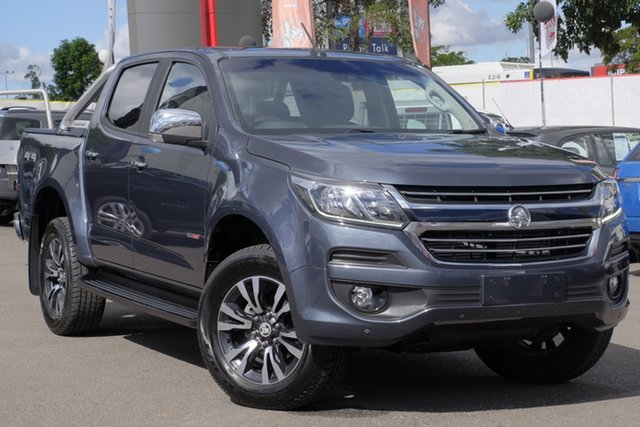 Used Holden Colorado RG MY19 LTZ Pickup Crew Cab, 2018 Holden Colorado RG MY19 LTZ Pickup Crew Cab Grey 6 Speed Sports Automatic Utility