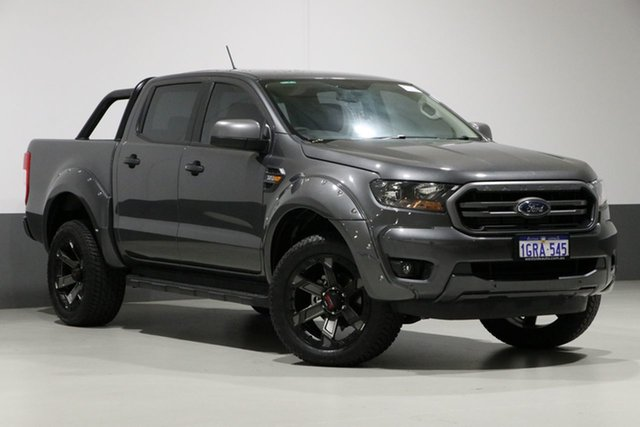 Used Ford Ranger PX MkIII MY19 XLS 3.2 (4x4), 2018 Ford Ranger PX MkIII MY19 XLS 3.2 (4x4) Grey 6 Speed Automatic Double Cab Pickup