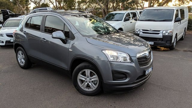 Used Holden Trax TJ MY14 LS, 2013 Holden Trax TJ MY14 LS Grey 6 Speed Automatic Wagon