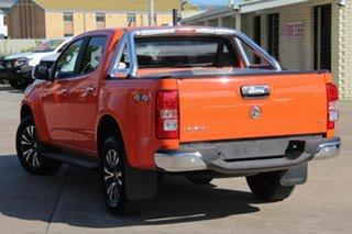 2018 Holden Colorado RG MY19 LTZ Pickup Crew Cab Orange 6 Speed Sports Automatic Utility.