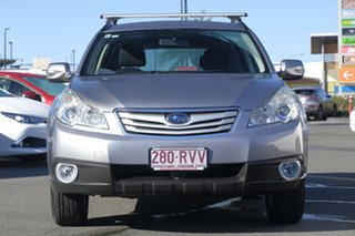 2011 Subaru Outback B5A MY11 2.5i Lineartronic AWD Columbia Graphite Grey 6 Speed Constant Variable