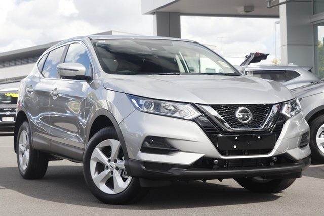 New Nissan Qashqai J11 Series 3 MY20 ST+ X-tronic Newstead, 2020 Nissan Qashqai J11 Series 3 MY20 ST+ X-tronic Platinum 1 Speed Constant Variable Wagon