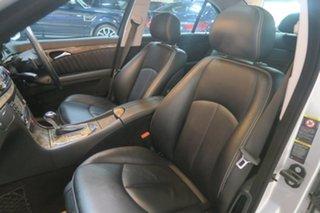 2007 Mercedes-Benz E500 W211 MY07 Avantgarde Silver 7 Speed Sports Automatic Sedan