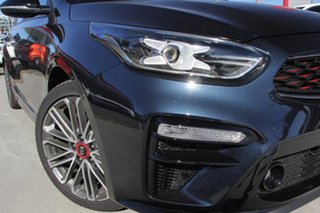 2020 Kia Cerato BD MY21 GT DCT Horizon Blue 7 Speed Sports Automatic Dual Clutch Hatchback.