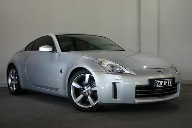 Used Nissan 350Z Z33 MY06 Touring, 2006 Nissan 350Z Z33 MY06 Touring Silver 5 Speed Sports Automatic Coupe