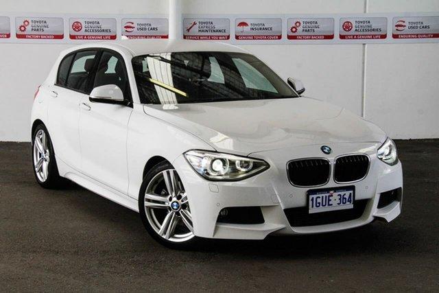 Used BMW 125i F20 MY0713 M Sport, 2013 BMW 125i F20 MY0713 M Sport 8 Speed Sports Automatic Hatchback