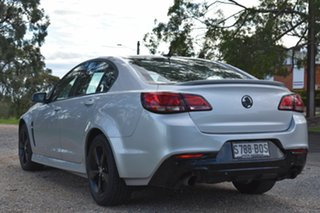 2017 Holden Commodore VF II MY17 SV6 Silver 6 Speed Sports Automatic Sedan