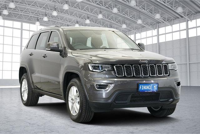 Used Jeep Grand Cherokee WK MY18 Laredo, 2018 Jeep Grand Cherokee WK MY18 Laredo Granite Crystal 8 Speed Sports Automatic Wagon