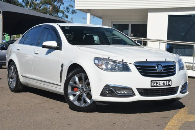 Used Holden Calais VF MY15 , 2015 Holden Calais VF MY15 White 6 Speed Sports Automatic Sedan