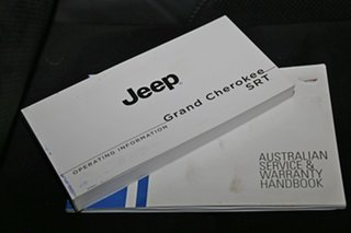 2016 Jeep Grand Cherokee WK MY15 SRT Bright White 8 Speed Sports Automatic Wagon