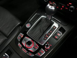 2013 Audi RS5 8T MY14 S Tronic Quattro Red 7 Speed Sports Automatic Dual Clutch Cabriolet