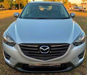 2015 Mazda CX-5 KE1022 Grand Touring SKYACTIV-Drive AWD Silver 6 Speed Sports Automatic Wagon