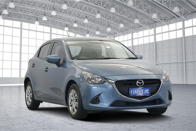 Used Mazda 2 DJ2HA6 Neo SKYACTIV-MT, 2016 Mazda 2 DJ2HA6 Neo SKYACTIV-MT Silver 6 Speed Manual Hatchback
