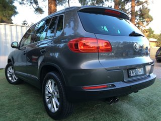2012 Volkswagen Tiguan 5N MY13 132TSI Tiptronic 4MOTION Pacific Grey 6 Speed Sports Automatic Wagon