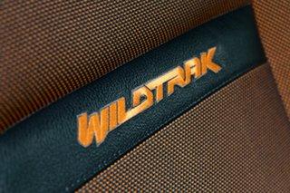 2015 Ford Ranger PX MkII Wildtrak Double Cab Orange 6 Speed Sports Automatic Utility