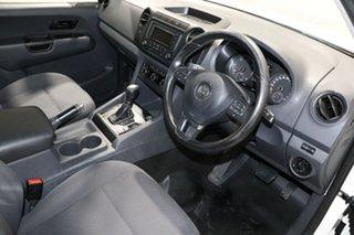2014 Volkswagen Amarok 2H MY14 TDI420 (4x4) White 8 Speed Automatic Dual Cab Utility
