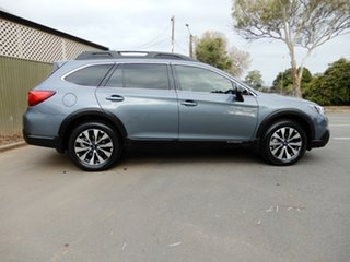 2015 Subaru Outback B6A MY15 2.5i CVT AWD Premium Platinum Grey 6 Speed Constant Variable Wagon