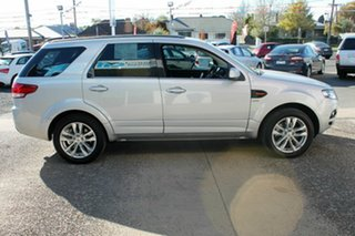 2014 Ford Territory TS SZ Silver 6 Speed Automatic Wagon