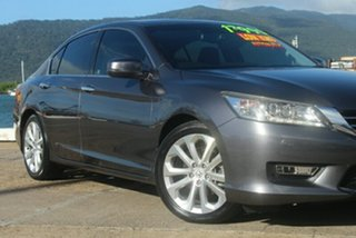 2013 Honda Accord 9th Gen MY13 VTi-L Grey 5 Speed Sports Automatic Sedan.
