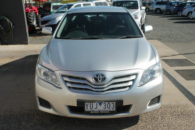 Used Toyota Camry ACV40R Altise, 2011 Toyota Camry ACV40R Altise Silver 5 Speed Automatic Sedan